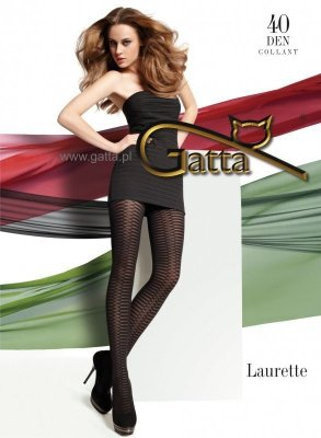 Punčocháče Gatta Laurette 03 40 DEN