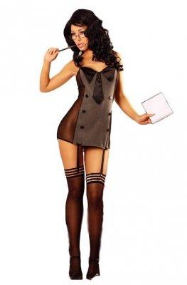 Lolitta Teacher Erotický Kostým