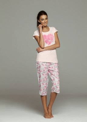Esotiq Fadia 32058 -03X 32060 -42X Dámské pyžamo