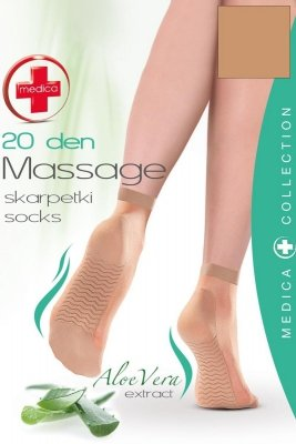 Gabriella Medica 20 Massage code 623 Ponožky