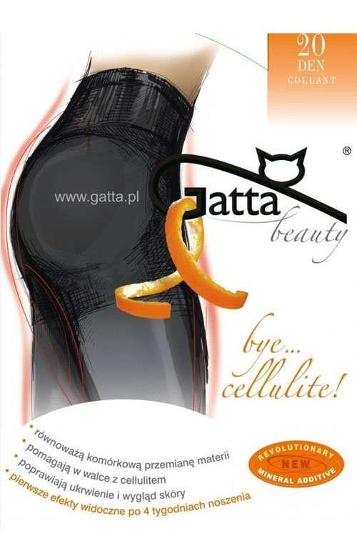 Gatta Bye Cellulite Punčochové Kalhoty 20 DEN