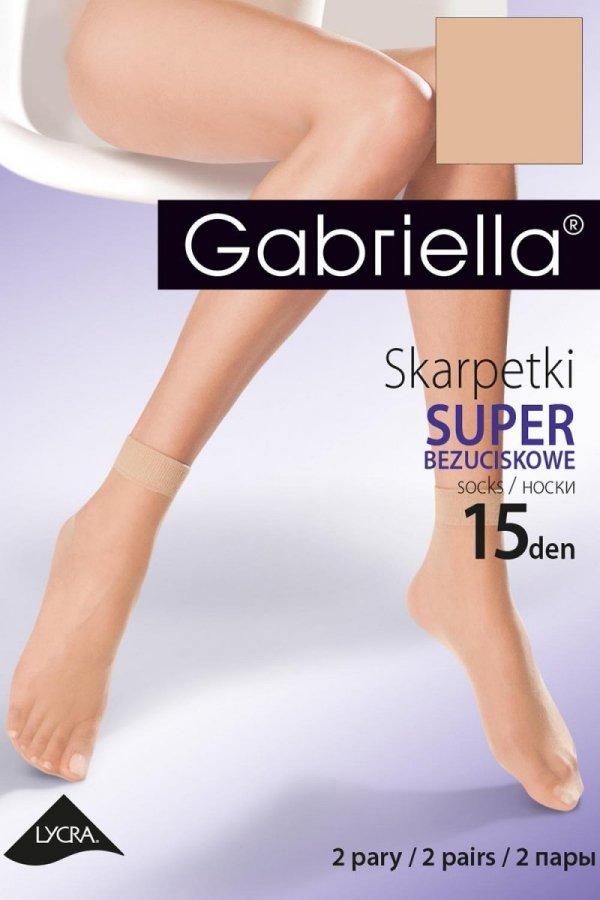 Gabriella Lycra Code 600 Ponožky