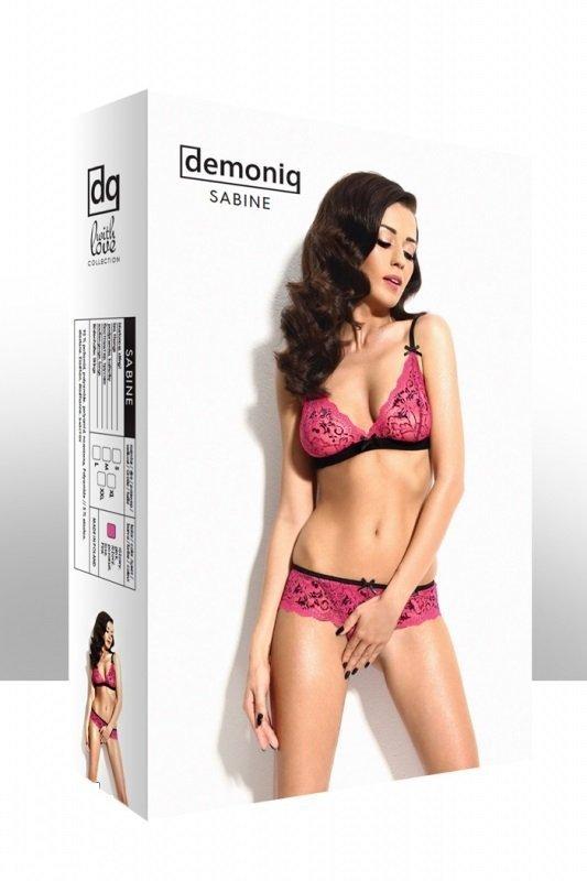 Demoniq Sabine pink Erotická Souprava