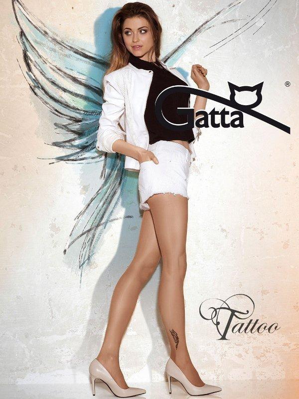 Gatta Tattoo 22 Punčochové kalhoty