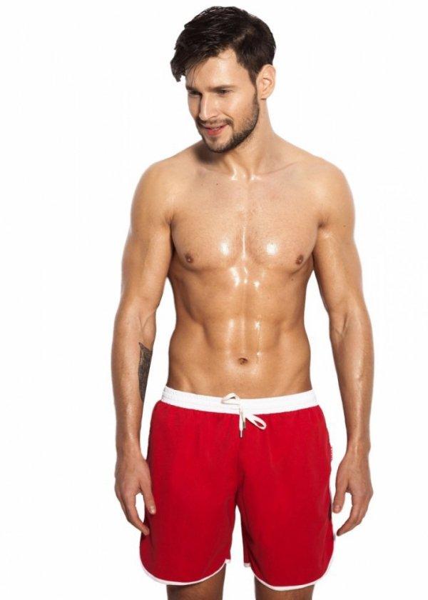 Alpha Male Comfo Red Pánské plavky