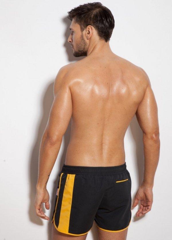 Alpha Male Curso Dark Pánské plavky