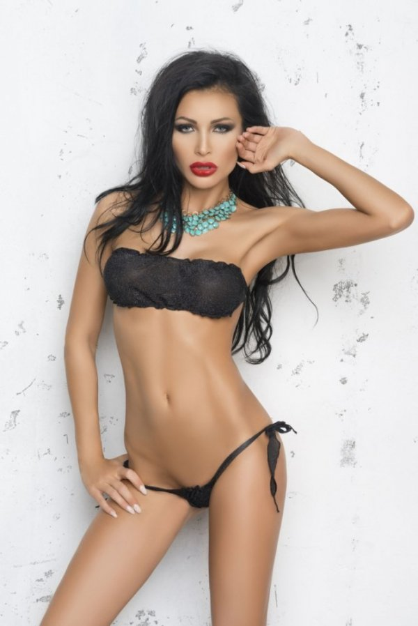 Me Seduce Copacabana Black Mini bikiny