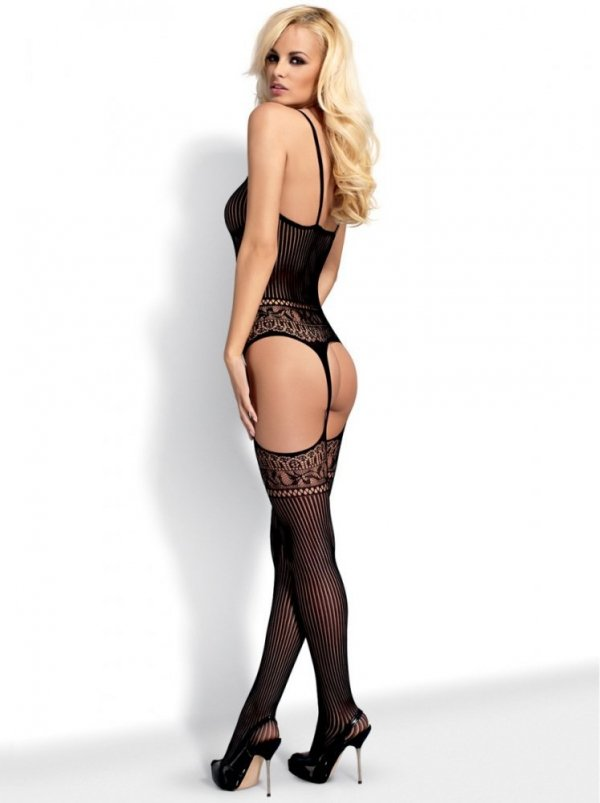 Obsessive Bodystocking G307 black