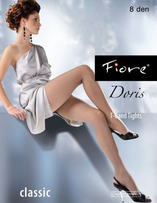 Fiore Doris Punčocháče 8 DEN