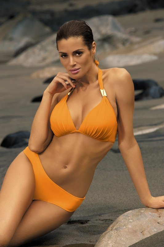 Dámské plavky Marko Lauren Orangina M-325 mandarinkové