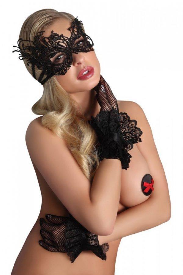 Livia Corsetti Maska na oči Model 1