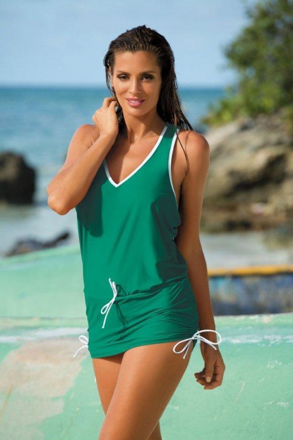 Plážové šaty Marko Elsa M-313 Natura