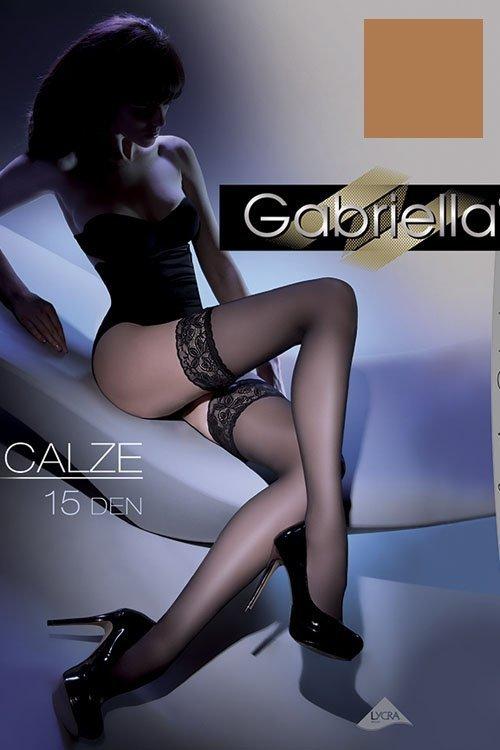 Gabriella Calze 15 Den Code 200 Punčochy