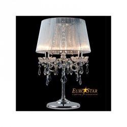Lampka nocna IZABEL 2045/3T CH/WT