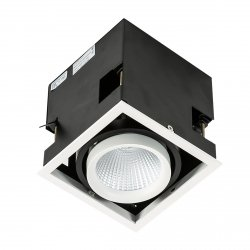 Oprawa Vertico Single GL7108-1/18W WH+BL
