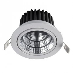 Downlight WEST TS05136 15W 1320LM 3000K S.WHS.WHS.WH