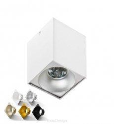 Lampa techniczna Hugo 1 White