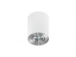 Lampa techniczna Bross 1 White/Alu