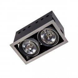 Downlighty ARLO SV DL-722APLUSDL-722HD-AR111/SV