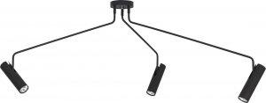 Lampa sufitowa EYE SUPER BLACK 6504