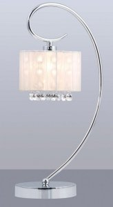 Lampka nocna Span MTM1583/1 WH