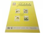 FILATELISTA NR 6 (884) ROK XLIII CZERWIEC 1996