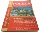POLSKA. ATLAS SAMOCHODOWY. PLANY PRZEJAZDOWE MIAST