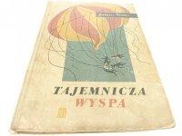 TAJEMNICZA WYSPA TOM I - Juliusz Verne 1961