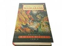 ŚWIAT DYSKU TOM 8 MASKARADA - Terry Pratchett 1995