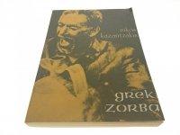 GREK ZORBA - Nikos Kazantzakis 1986