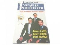 DYSKRETNY UROK WYSTĄPIEŃ PUBLICZNYCH 2002