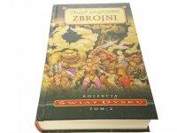 ŚWIAT DYSKU TOM 2 ZBROJNI - Terry Pratchett 1993