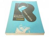 CZARNY OBELISK - Erich Maria Remarque 1991