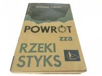 POWRÓT ZZA RZEKI STYKS - Mikołaj Caban 1966