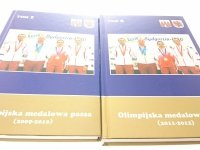 OLIMPIJSKA MEDALOWA PASSA TOM 1 i 2 2009-2012