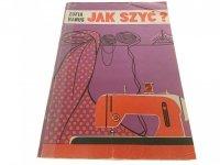 JAK SZYĆ? - Zofia Hanus 1988