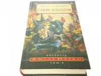 ŚWIAT DYSKU TOM 9 CARPE JUGULUM - Terry Pratchett