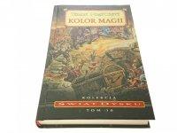ŚWIAT DYSKU TOM 10 KOLOR MAGII - Pratchett 1983