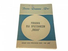 PORADNIK DLA SPRZEDAWCÓW 'RUCHU' (1968)