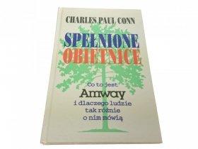 SPEŁNIONE OBIETNICE. AMWAY - Charles Paul Conn '97