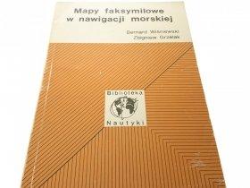 MAPY FAKSYMILOWE W NAWIGACJI MORSKIEJ (1980)