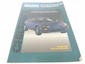 MAZDA 323/PROTEGE/MX3...WI<br />RING AND VACUUM DIAGRAMS