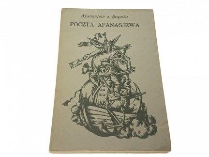 POCZTA AFANASJEWA - Jerzy Afansjew