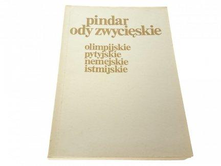 ODY ZWYCIĘSKIE. OLIMPIJSKIE PYTYJSKIE - Pindar