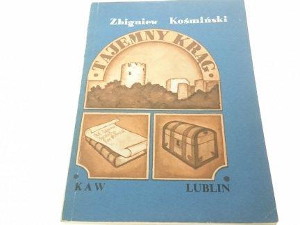 TAJEMNY KRĄG - Zbigniew Kośmiński
