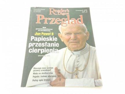 JAN PAWEŁ II PAPIESKIE PRZESŁANIE CIERPIENIA