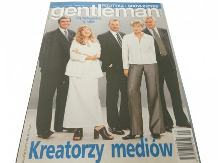 GENTLEMAN NR 6 (47) CZERWIEC 2001