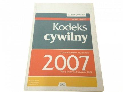 KODEKS CYWILNY 2007