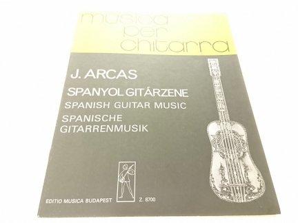MUSICA PER CHTARRA - Julian Arcas