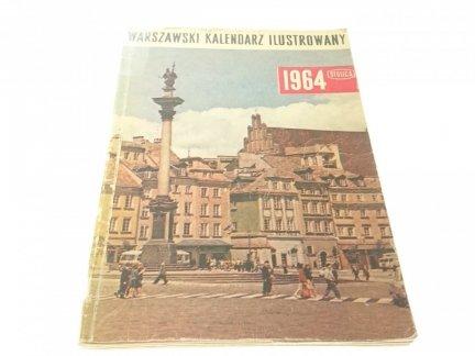WARSZAWSKI KALENDARZ ILUSTROWANY 1964